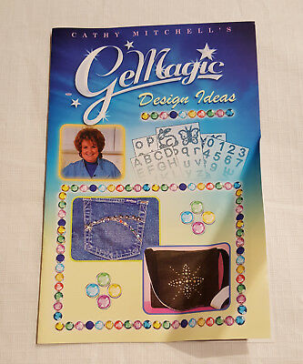 GelMagic Gem Magic Stud Setting Bedazzler Kit: NIB