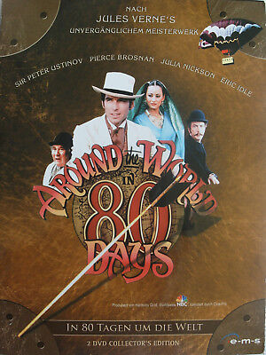 In 80 Tagen um die Welt - 2 DVD Collector`s Ed. - Peter Ustinov, Pierce Brosnan