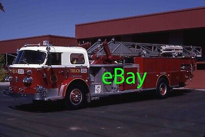 Fire Engine Photo Washington District 1 ALF 900 Aerial Truck Apparatus Madderom