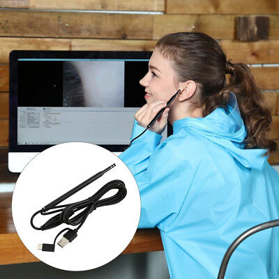 Health Care Tool Ears Pick Wax Remover Cleaner scope Endoscope Windows PC USB