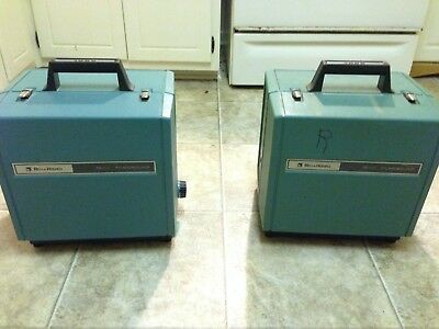 Bell & Howell Autoload 16mm Projector Lot