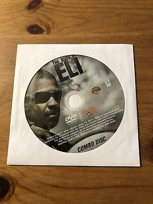 The Book Of Eli DVD DISC ONLY