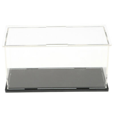 20 x 9 x 10 cm Acryl Vitrine Anti Staub Schutz Display Box für Anime Modell