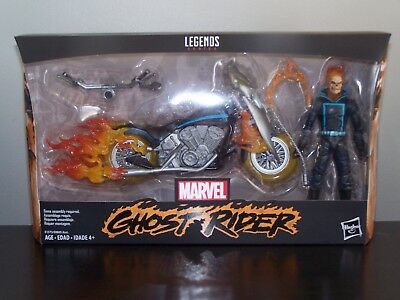 Ghost Rider With Motorcycle Marvel Legends