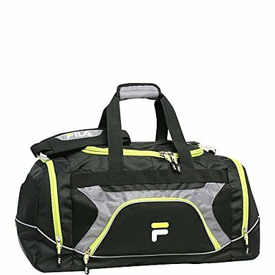 FILA DONLON SMALL Travel Gym Sport Duffel Bag ecc8e73c9c1b9