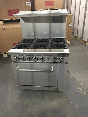 60 5 foot grill 4 burner gas range 36 griddle 2 full double size