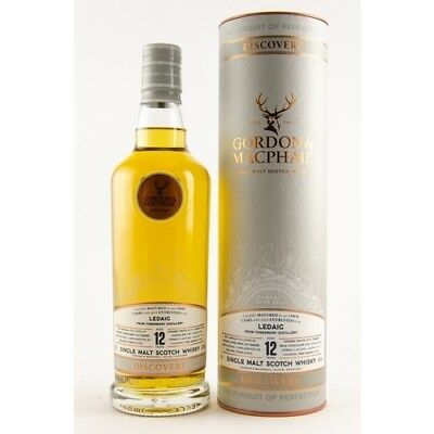 Gordon & MacPhail Ledaig 12 Jahre Single Malt Whisky - 43,0% vol. - 0,7 Liter