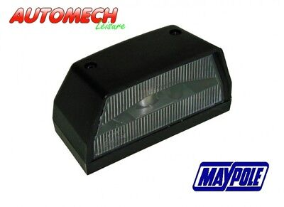 Britax High Quality Large Number Plate Lamp 12V (33)