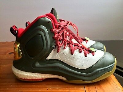 ADIDAS DERRICK ROSE 5 Boost Basketball Shoes Year of the
