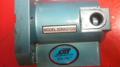 CAT pump crankcase 548062