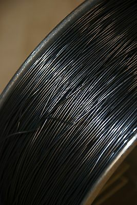 Nitinol NiTi SMA muscle wire Shape Memory Alloy 10 feet 1mm thick 80 ºC (176 ºF)