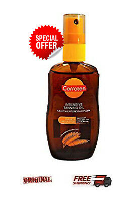 Carroten Tan Express - Tanning Oil with Carrot Oil 50ml ***travel size***