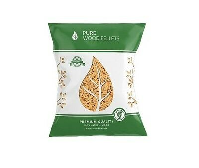 Pure Wood Pellets 15kg or 30kg 1 or 2 bags Cat litter and small animal litter