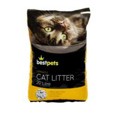 hygiene cat litter NON CLUMPING 100% Calcium Silicate various sizes LIKE CATSAN