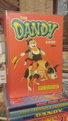Dandy Annual 1980 New Mint Condition, Like Dandy Monster same genre but later