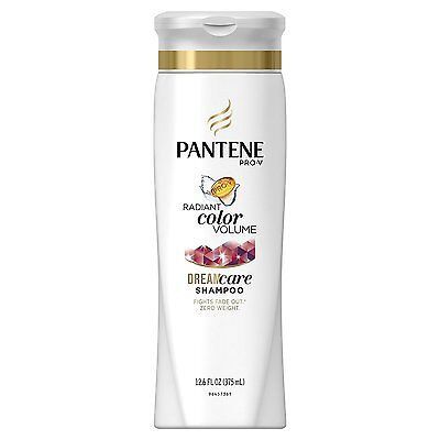 Pantene Pro-V Champú Radiante Color Preservar Volumen 373ml