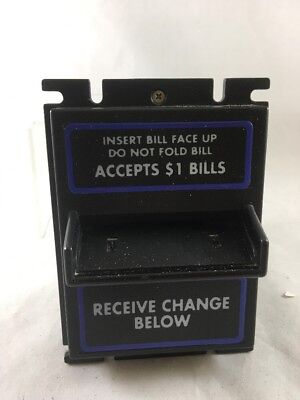 ZA-BP1 Antares Dollar Bill Changer Coffee Inn Change Machine CM-222 E11