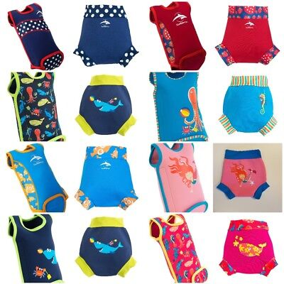 Konfidence BabyWarma Nappy Cover Swim Set Childs Wetsuit Baby warma Wrap
