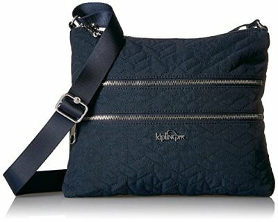 ef06439efb KIPLING ALVAR SOLID Quilted Crossbody Bag, True Blue - $111.39 ...