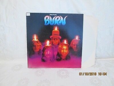 Deep Purple ‎– Burn    /  Vinyl - LP