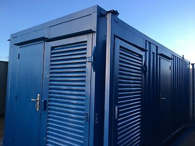 20x8ft Anti Vandal Evo Static Welfare Unit. Canteen, Toilet Store