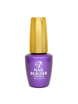 W7 Nail Builder Strengthener 15ml - NAIL TREATMENT GROW YOUR NAILS