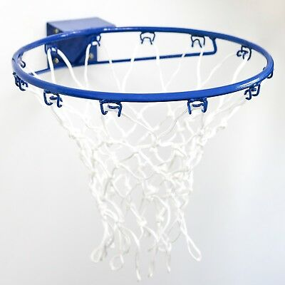 "Wall Mounted Netball Ring | Competition Spec 15"" Hoop 