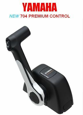 New Yamaha 704 Premium Outboard Top Mount Control 704-48205-R0 5 YEAR WARRANTY