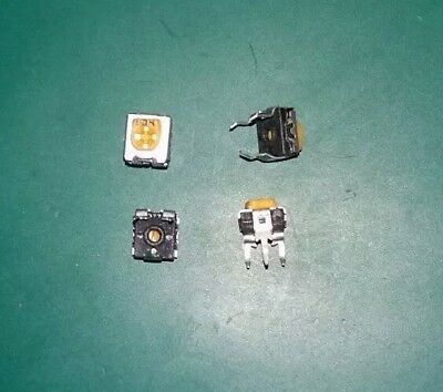 4pcs 6mm 100k Variable Resistor / Trim Pot