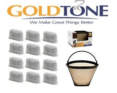 GoldTone Brand Replaces Your Cuisinart Coffee Filter and Cusinart Water Filters