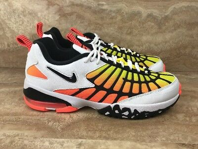 NIKE AIR MAX 90 Sunset Size 9 Men Rare 2014 Pre Owned 724763 005 Read