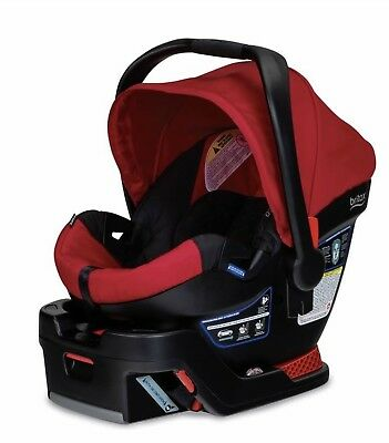 BRITAX B-Safe 35 Red Infant Car Seat And Base
