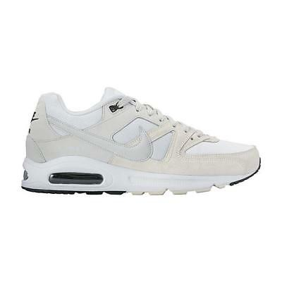 549913dd0c331d Nike Air Max Command 629993 102 New Men's Summit White Running Shoes Size 13