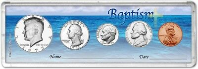 Baptism Coin Gift Set, 1973