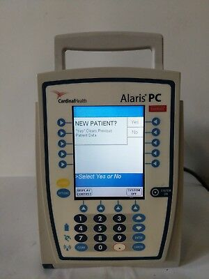 CAREFUSION ALARIS PC IV Infusion Pump 8015