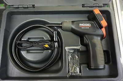 Ridgid micro ca-25 inspection scope  with 17mm waterproof imager