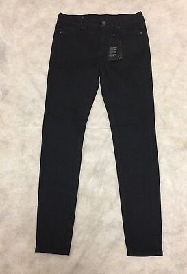 New A/x Armani Exchange Super Skinny Womens Jeans Size 28