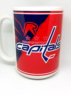 Custom Made 15oz Washington Capitals Stanley Cup Champs Coffee Mug personalized