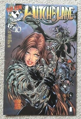 Witchblade issue 10 (1995) FIRST PRINT. 1ST app of The Darkness