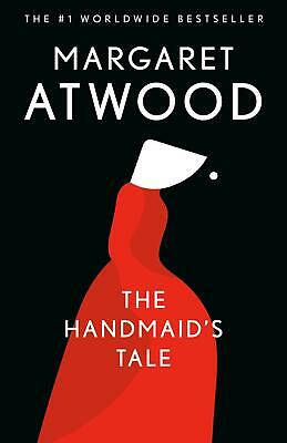 The Handmaid's Tale by Margaret Atwood (English) Paperback Book Free Shipping!