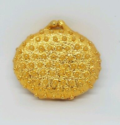 VTG Gold Tone Compact