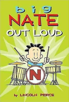 Big Nate Out Loud by Lincoln Peirce (English) Paperback Book Free Shipping!