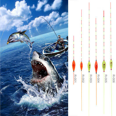 Soft Fishing Rotatable Eye End Float Bobber White Plastic Soft Tube Minnow Tail