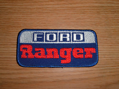 Vintage Ford Ranger Truck Embroidered Patch