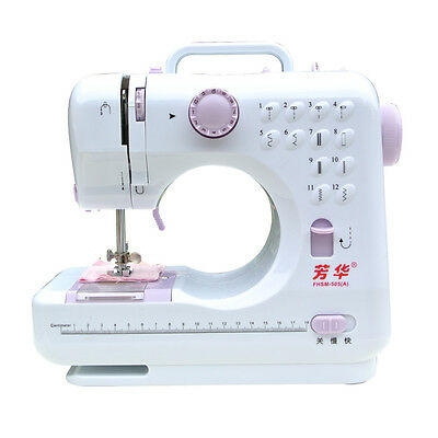 Sewing Electric Machine Portable Mini Multifunction Household Small Tailor New