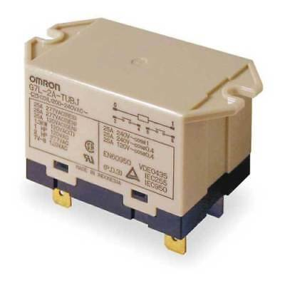 OMRON Enclosed Power Relay G7L-2A-TUBJ-CB, 6 Pins, 240VAC