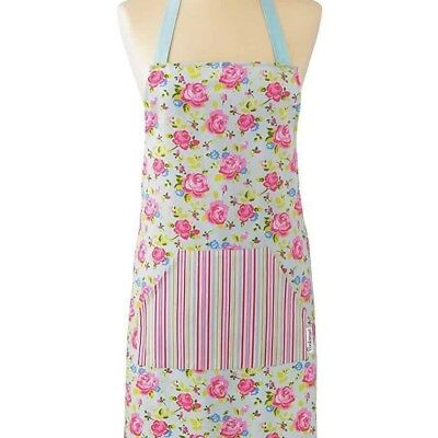 New Ladies Cooksmart Apron Cotton Twill Kitchen Cooking With Pocket