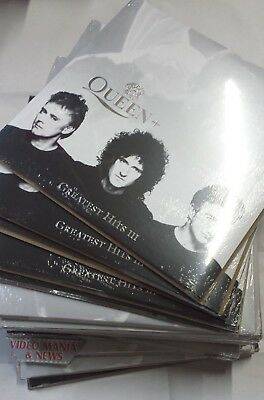 Greatest Hits Iii .queen Vynil Collection 17 Double Lp 180 Grammi .de Agostini