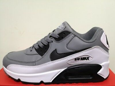 Scarpe Nike AirMax 90 Leather Grey,White,Black