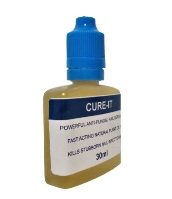 Cure-It Fungal Nail Serum Treatment. Fast Acting And 100% Effective Guaranteed